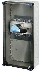 Hensel Mi hoofdschakelaar 250A 4-polig met PE-klemmen (Mi 7454)