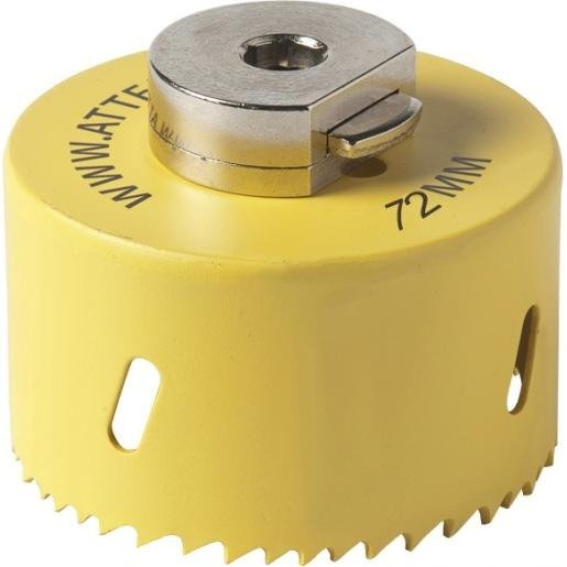 ATTEMA gatzaag 72 mm zonder centerboor (AT2883)
