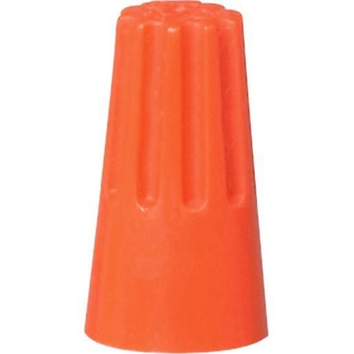 Legrand lasdop 2-5 oranje 100stuks (034344)