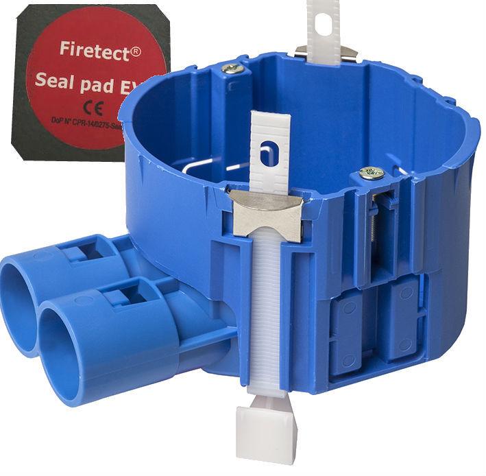 ABB HAF HW52-F HAF HOLLEWANDDOOS 50MM DIEP + 1 Firetect seal pad