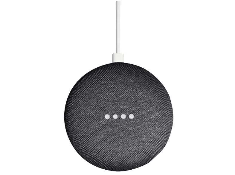 Google Nest Home Mini Slimme Speaker Zwart