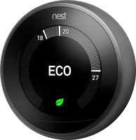 Google Nest Learning Thermostat V3 Zwart