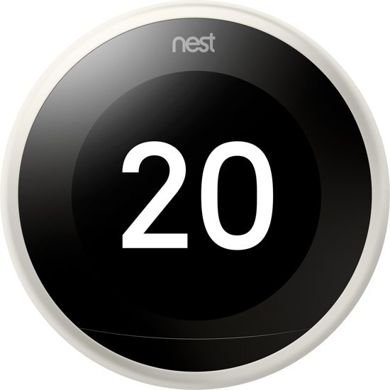 Google Nest learning Thermostat V3 Wit