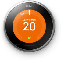 Google Nest Learning thermostat V3 RVS