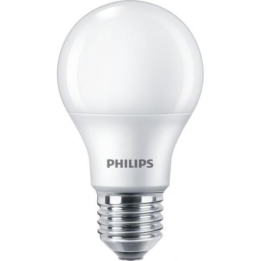 PHILIPS E27 ledlamp helder dimbaar warmwit 2700K (8,5W vervangt 60W)