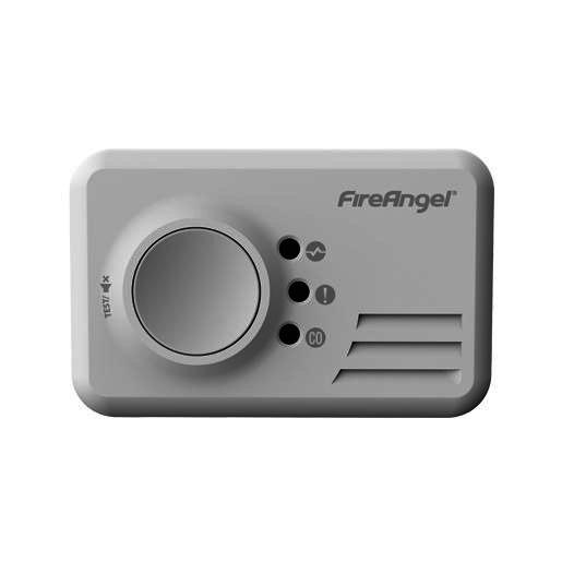 FireAngel koolmonoxidemelder 10 jaar lithiumbatterij (CO-9X-10EUT)