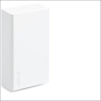 OBO eindstuk voor wandgoot 70x110 RAL 9010 PC/ABS