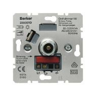 Hager Berker inbouw draaidimmer LV 20-500W (286610)