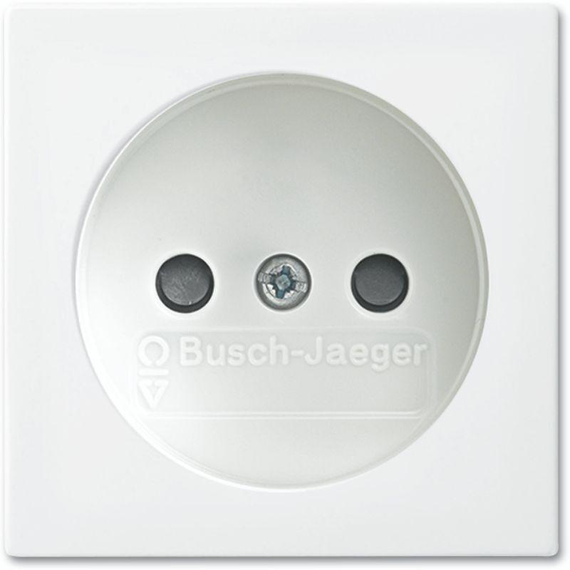 ABB Busch-Jaeger wandcontactdoos - Busch-balance zuiver wit (2300 UC-914-500)