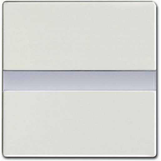 ABB Busch-Jaeger Future linear comfortschakelaar 6815-84-101 sensor - studiowit mat (2CKA006800A2837)