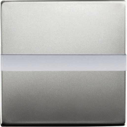 ABB Busch-Jaeger pure stainless steel comfortschakelaar 6815-866-101 sensor - pure-rvs (2CKA006800A2842)