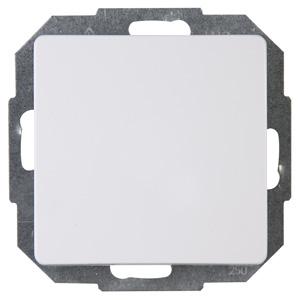 Kopp HK05 centraalplaat inbouw blind - wit