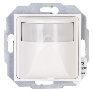 Kopp HK07 bewegingsmelder inbouw infrarood 180 graden 2-draads - wit
