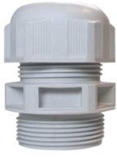 Wiska kabelwartel kunststof IP68 M25x1,5 doorlaat 9-17mm