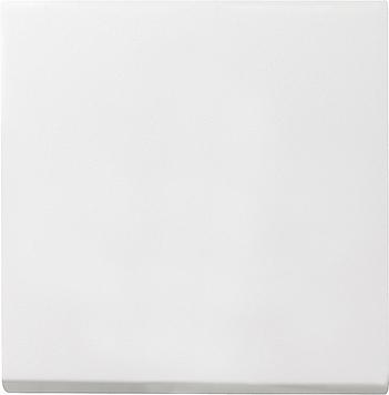 Gira Systeem 55 wisselschakelaar bedieningswip - zuiver wit mat (029627)