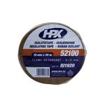 HPX isolatietape 19mm x 20 meter bruin (IU1920) 401118472