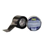 HPX isolatietape 50mm x 10 meter zwart (BI5010)