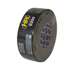 HPX duct tape 50mm x 50 meter zwart (CB5050)