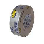 HPX duct tape 50mm x 50 meter zilver (CS5050)