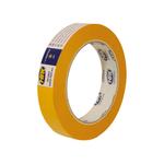 HPX masking tape 19mm x 50 meter oranje (FP1950)