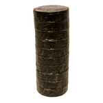 HPX isolatietape 19mm x 20 meter zwart (IB1920)