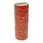 HPX isolatietape 19mm x 20 meter rood (IR1920)