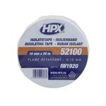 HPX isolatietape 19mm x 20 meter wit (IW1920)