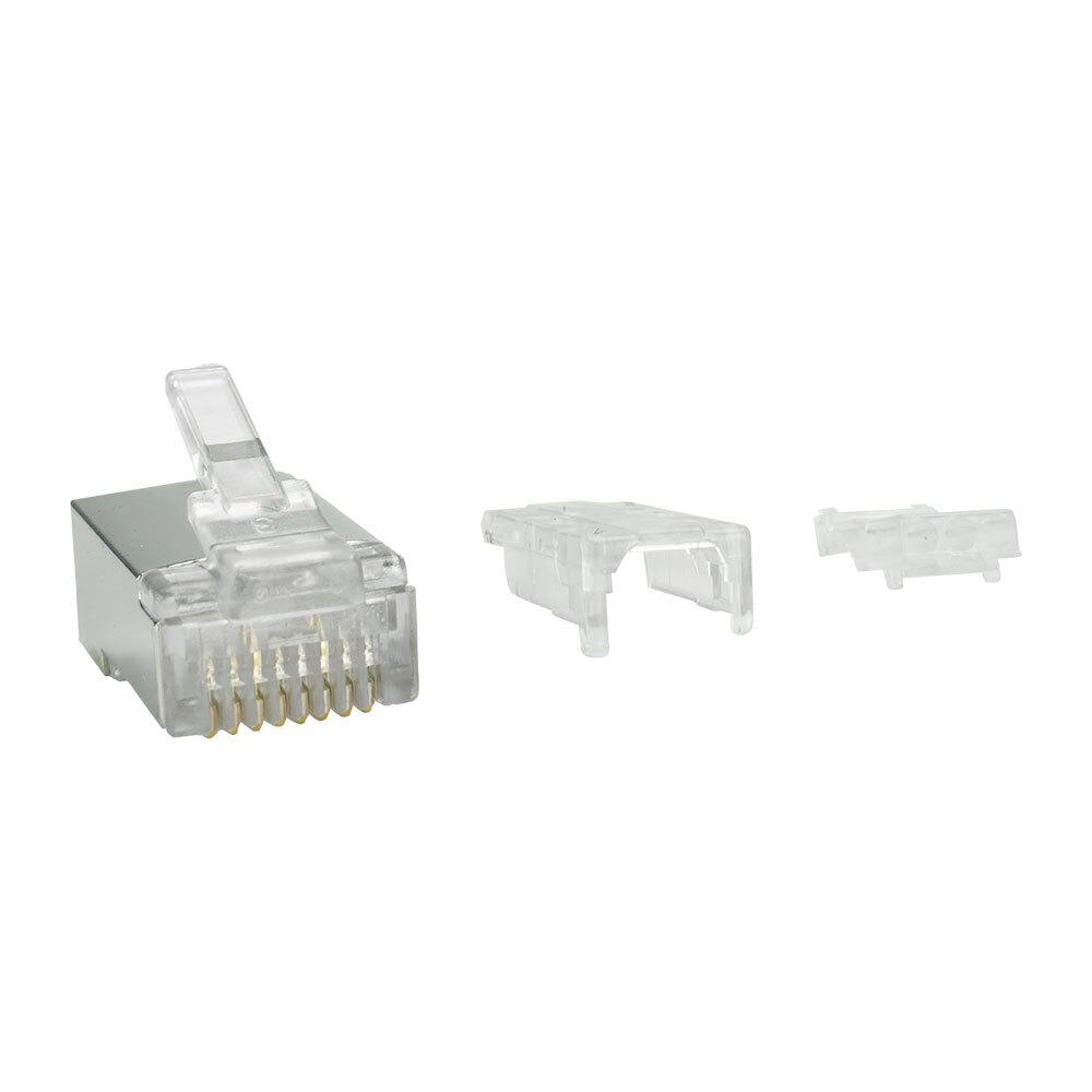 Gigamedia Modulaire plug UTP CAT-6 per 10 stuks