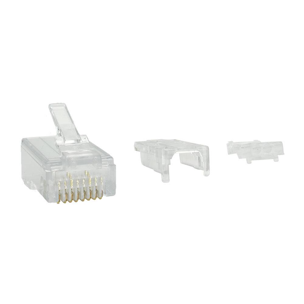Gigamedia Modulaire plug FTP CAT-6 per 10 stuks