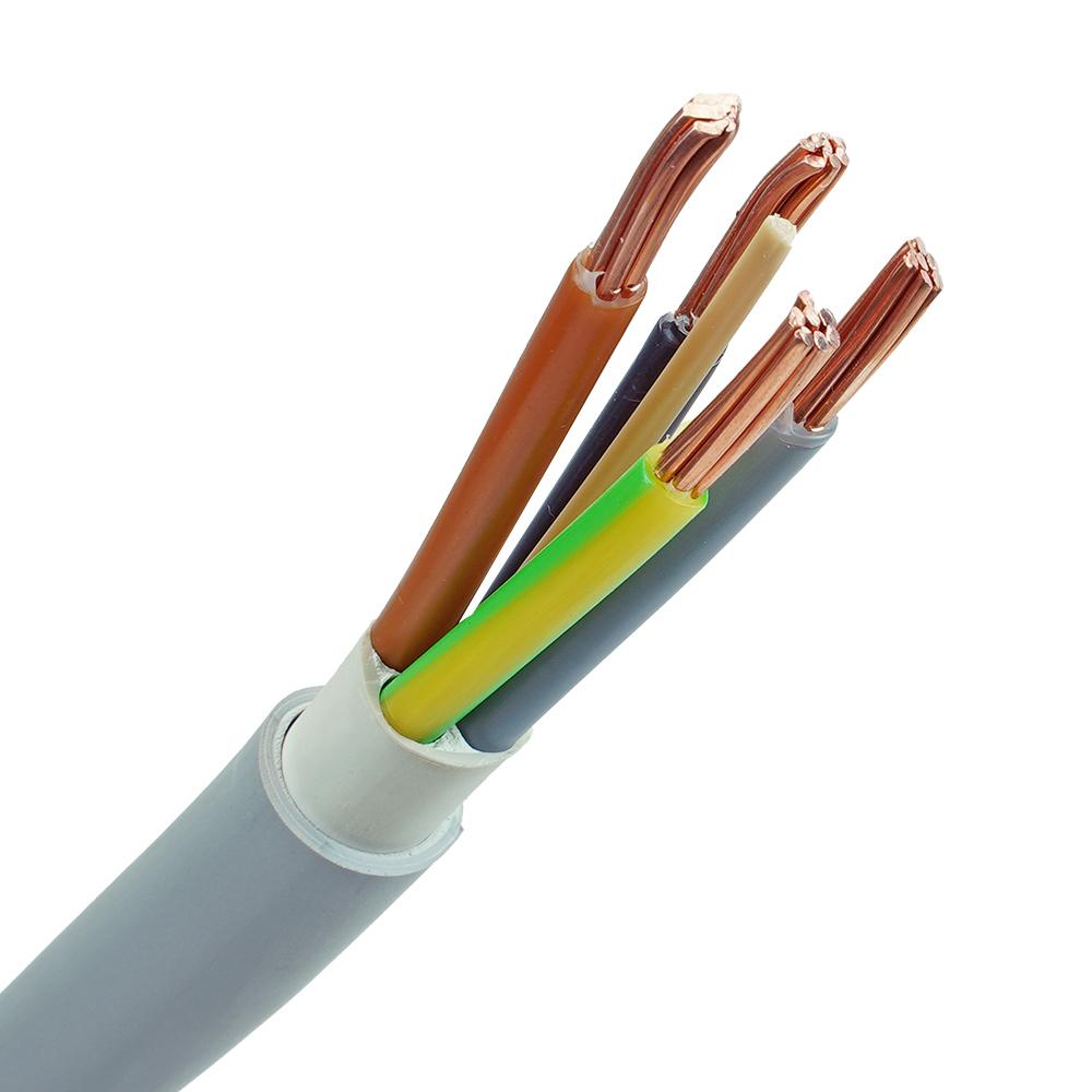 YMvK kabel 4x10 RM per meter