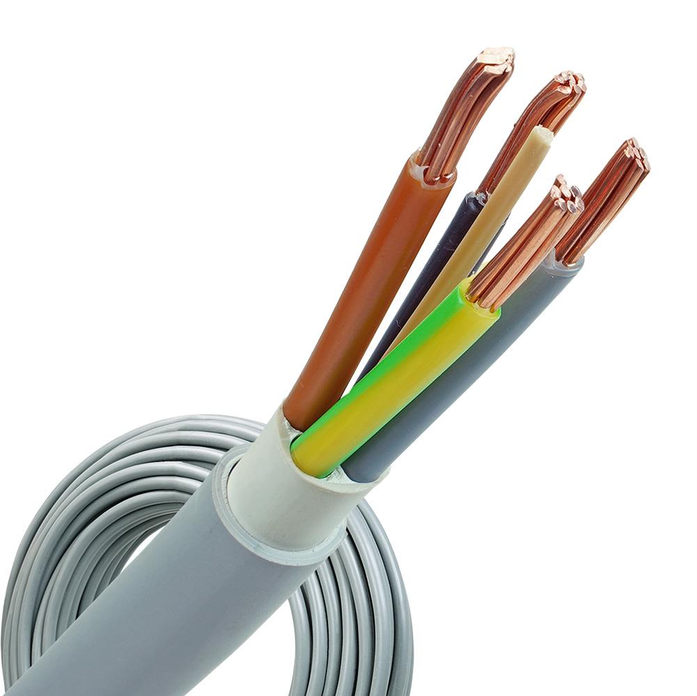 YMvK kabel 4x10 RM per rol 100 meter
