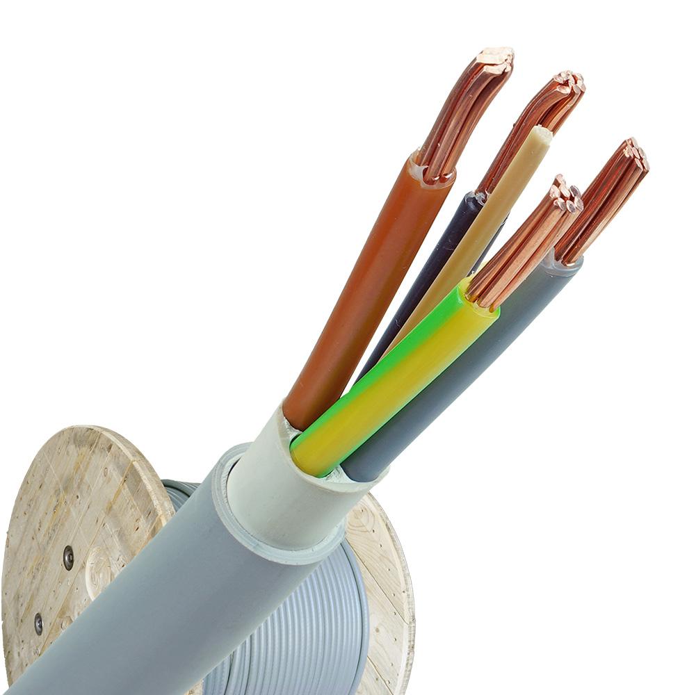 YMvK kabel 4x10 RM per haspel 500 meter