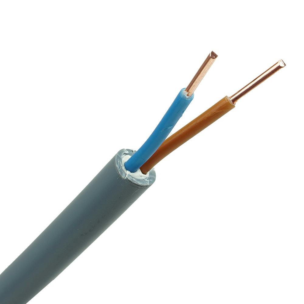 YMvK kabel 2X2,5 per meter