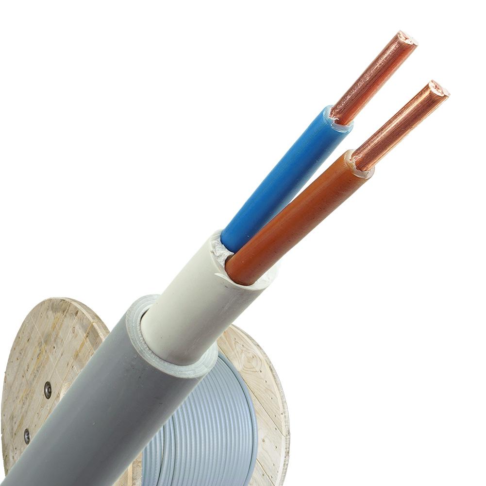 YMvK kabel 2x4 haspel 500 meter