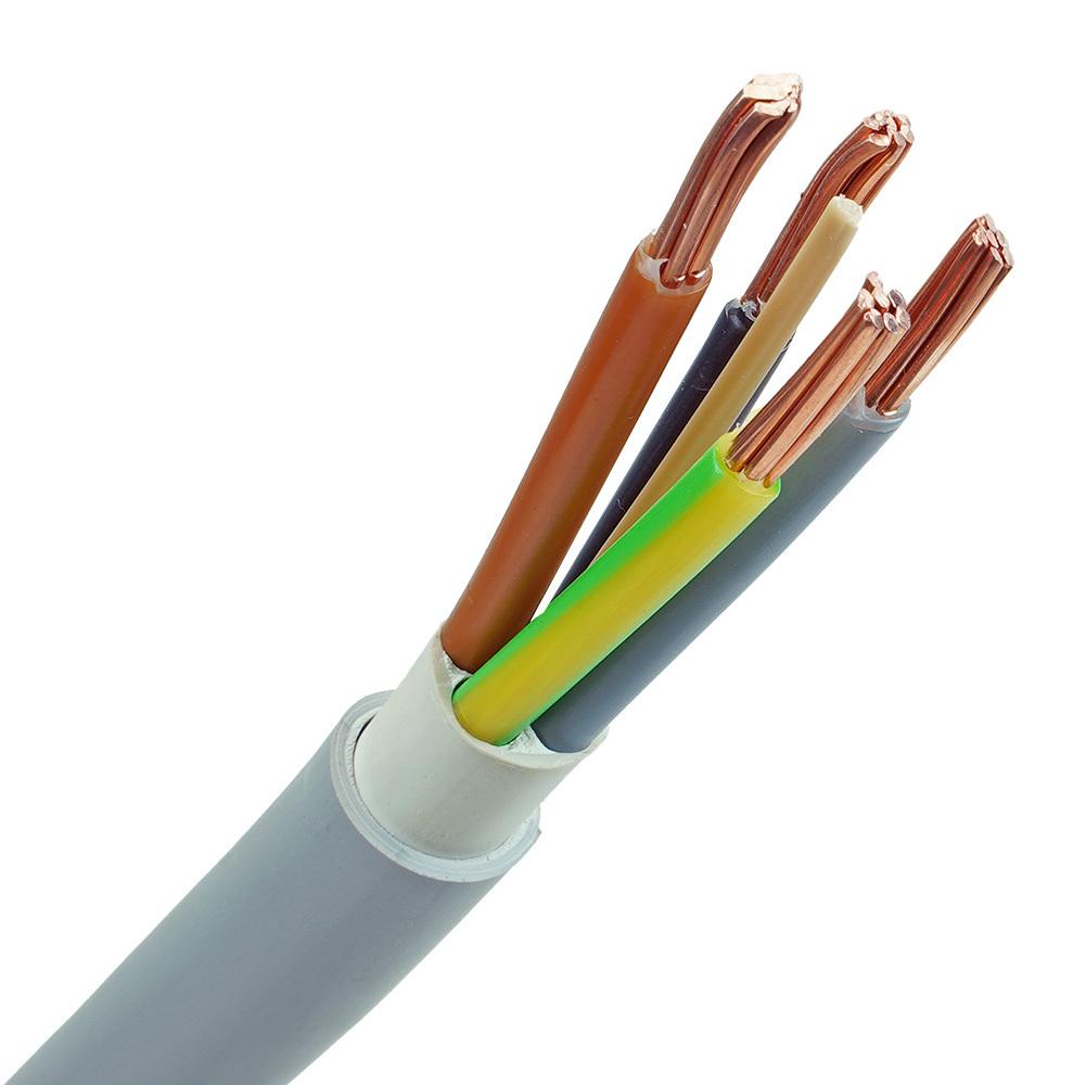 YMvK kabel 4x25 RM per meter