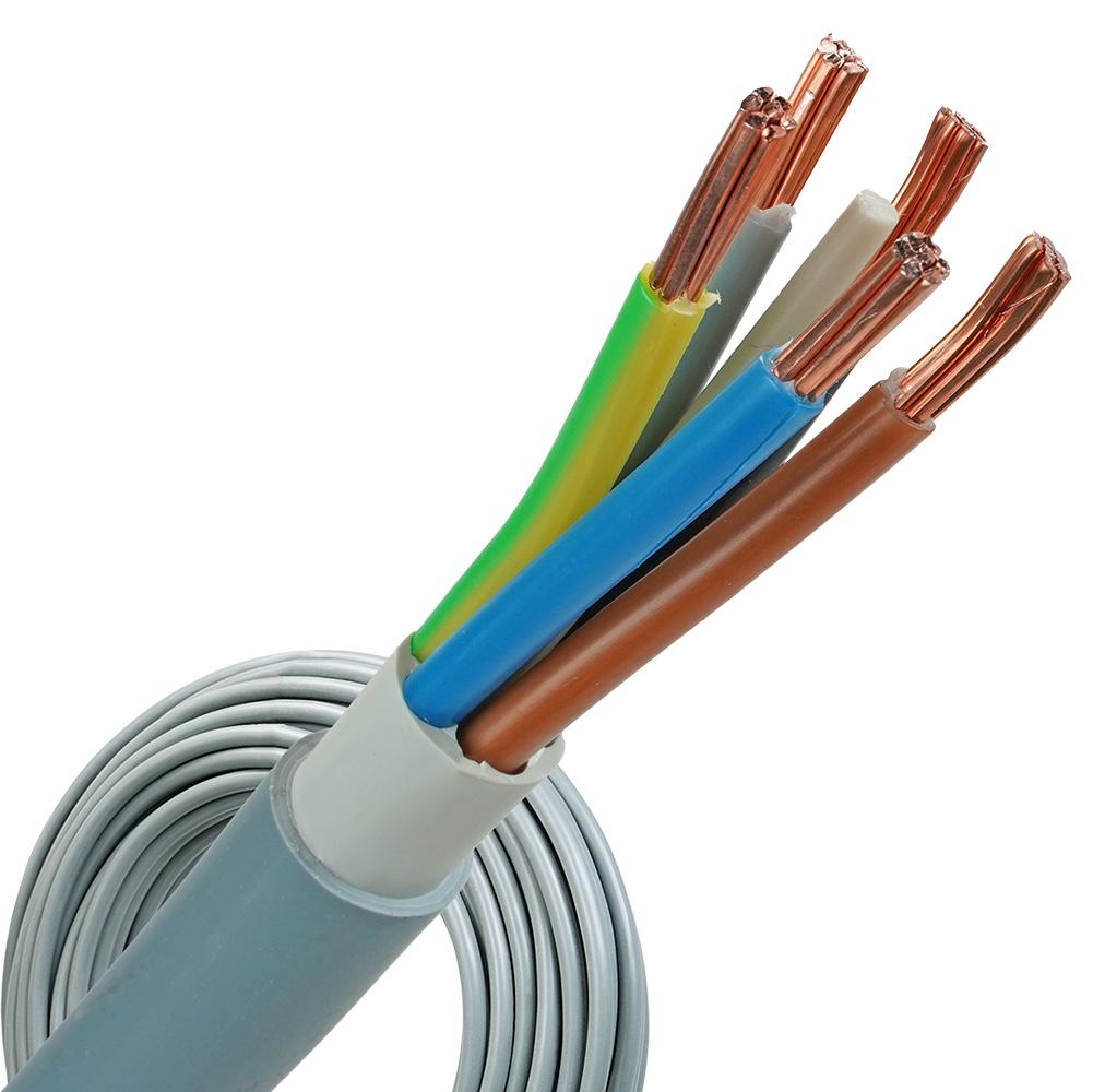 YMvK kabel 5x10 RM per 100 meter
