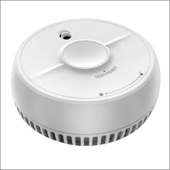 FireAngel optische rookmelder 9V vervangbare batterij (SB5-INT)
