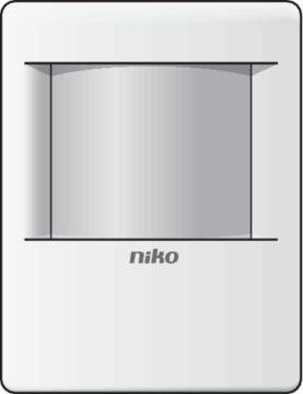 Niko 350-20011 NIK BEWEGINGSMELDER 90° / 9M