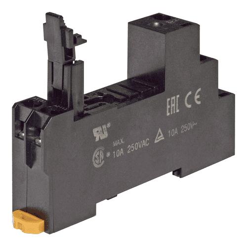 Omron relaisvoet 5-polig met schroefaansluiting (P2R 7001G)