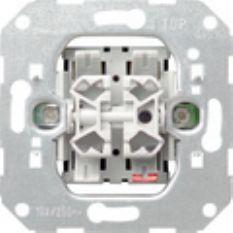 Gira serieschakelaar inbouw (081500)
