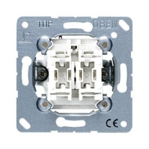 JUNG sokkel inbouw serieschakelaar (505EU)