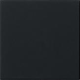 Gira S3000 bedieningselement-opzetstuk - systeem 55 zwart mat (5360005)