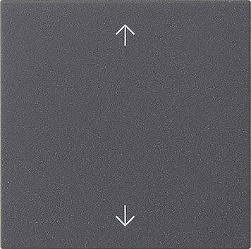 Gira S3000 bed.el.-op.st. System 55 antraciet