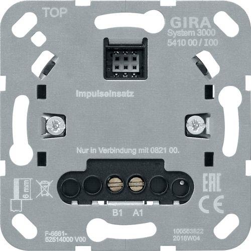 Gira Systeem 3000 impulsgever basis element