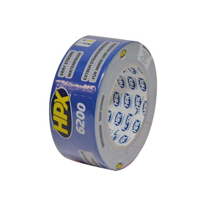HPX Duct Tape Pantser 50mmx25m Lichtblauw