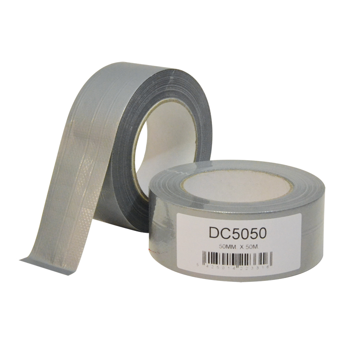 HPX Duct Tape Fast 1900 48mmx50m Zilver