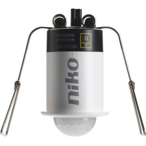 Niko bewegingssensor 360° inbouw plafond - Home Control (550-20220)