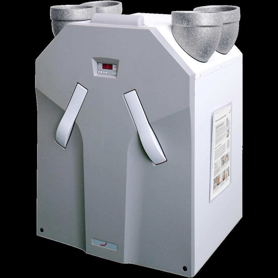 Zehnder Ventilatie WHR 930 JE WARMTETERUGWINUNIT