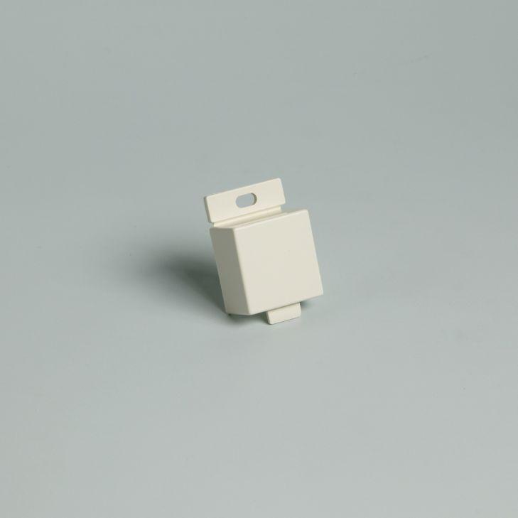 ATTEMA F25E eindstuk - crème per 10 stuks (5603)