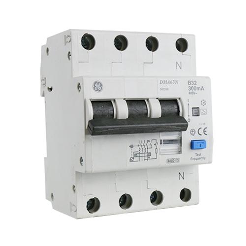 AEG kracht-aardlekautomaat 3P+N 32A B-karakteristiek 300mA